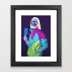 80/90s - WW Framed Art Print