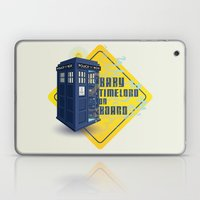 Doctor Who Tardis - Baby… Laptop & iPad Skin