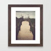 Midsummer Eve Framed Art Print