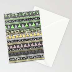 CELADON & HANSA YELLOW Stationery Cards