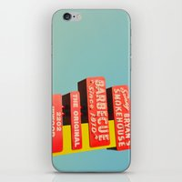 Sonny Bryan's Smokehouse iPhone & iPod Skin
