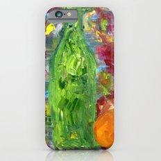 Bottle with Orange iPhone 6 Slim Case