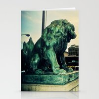Kyoto temple entrance Stationery Cards