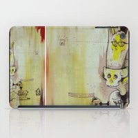Deathy By Fresh Toast iPad Case