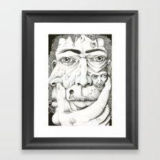 150113 Framed Art Print