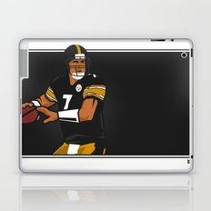 Big Ben - Steelers QB Laptop & iPad Skin