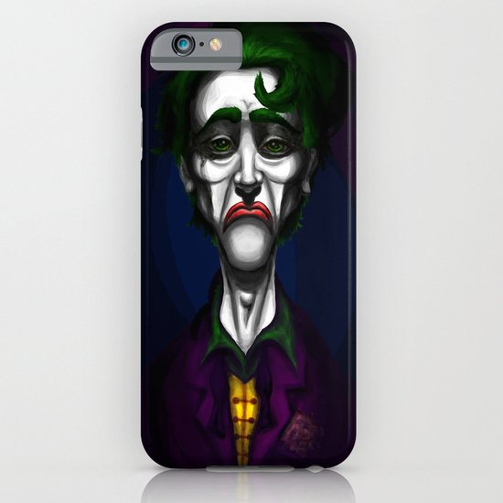 Sad Joker iPhone & iPod Case