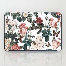 Floral and Butterflies II iPad Case