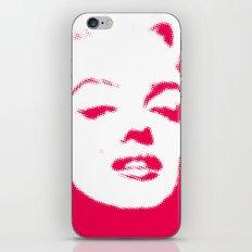 MARILYN POP iPhone & iPod Skin