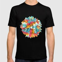 Kaos Summer Mens Fitted Tee Black SMALL