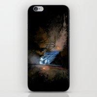 Castlevania: Vampire Variations- Hall iPhone & iPod Skin