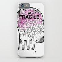 iPhone & iPod Case featuring Headache by micheleficeli