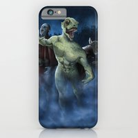 iPhone & iPod Case featuring Midnight Stroll by Art Edel