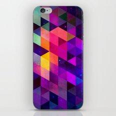 vyolyt iPhone & iPod Skin