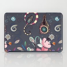 camtric fantasy pattern iPad Case