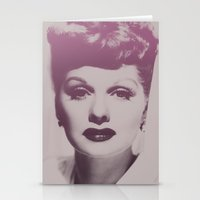 Lucille Ball Stationery Cards