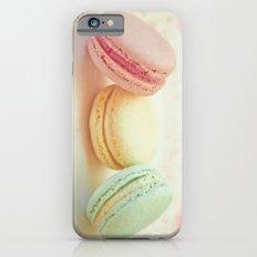 Pastel Macarons iPhone 6 Slim Case