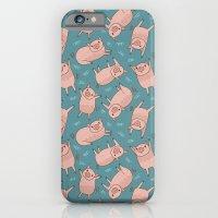 Pattern Project #52 / Piglets iPhone 6 Slim Case