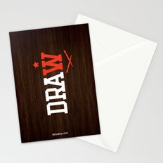 DRAW Stationery Cards