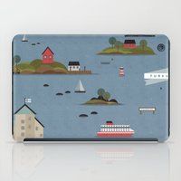 Turku Archipelago iPad Case