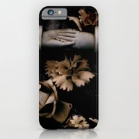 iPhone & iPod Case featuring Dark Slumber by Kerry Youde