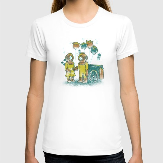 the BalloonFish Vendor T-shirt