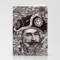 Baron von Munchausen Stationery Cards