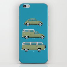 Beetle Camper iPhone & iPod Skin