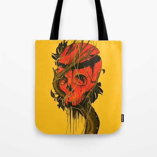 Nameless Hero Tote Bag