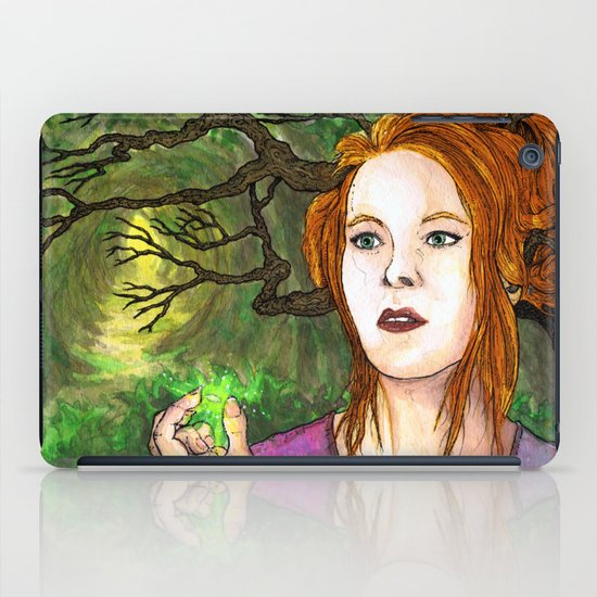 """Through the Woods"" by Cap Blackard iPad Case"