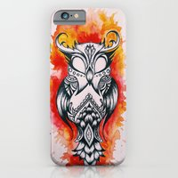 iPhone Cases featuring Jeremy In Color by Creature Craft
