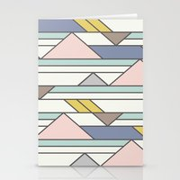 The New Geometric Stationery Cards