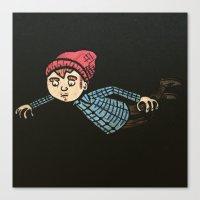 Narcissim Canvas Print
