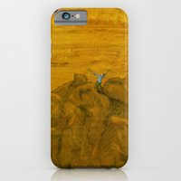 iPhone & iPod Case featuring The Lord of the Mountains by Camilo Nascimento