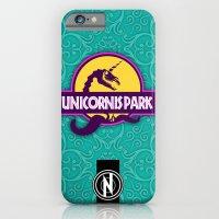 Unicornis Park iPhone 6 Slim Case