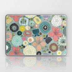 oriental blooms Laptop & iPad Skin