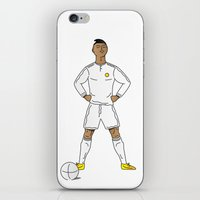 The Footballer That Could iPhone & iPod Skin