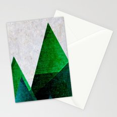 Magnificent Mountains II Stationery Cards