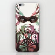 He Sees Me Still iPhone & iPod Skin