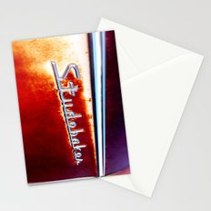 RUSTY CLASSIC Stationery Cards