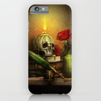 Books And Soul iPhone 6 Slim Case
