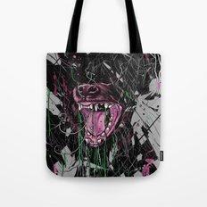 Untamed Tote Bag