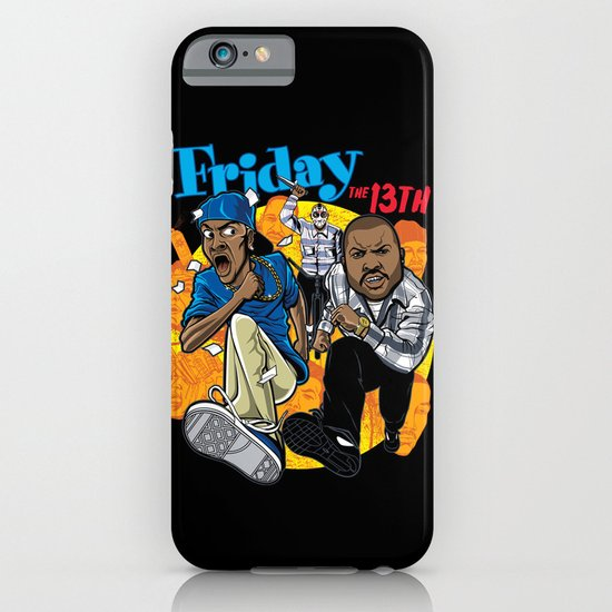 Friday the 13th iPhone & iPod Case