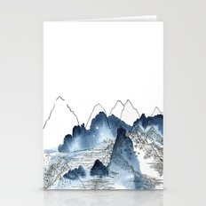 Love of Mountains Stationery Cards