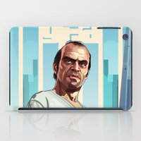 The Berserk , GTA 5 Trev… iPad Case