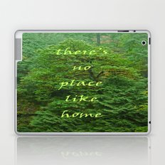 there's no place like home Laptop & iPad Skin