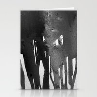 Bleach B&W Stationery Cards
