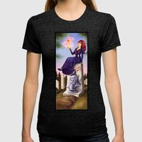 Dear Beloved Fergus... Womens Fitted Tee Tri-Black SMALL