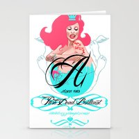 Sex Sells! Pure Dead Bri… Stationery Cards
