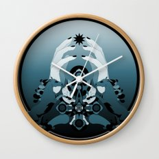 Unholy Wall Clock